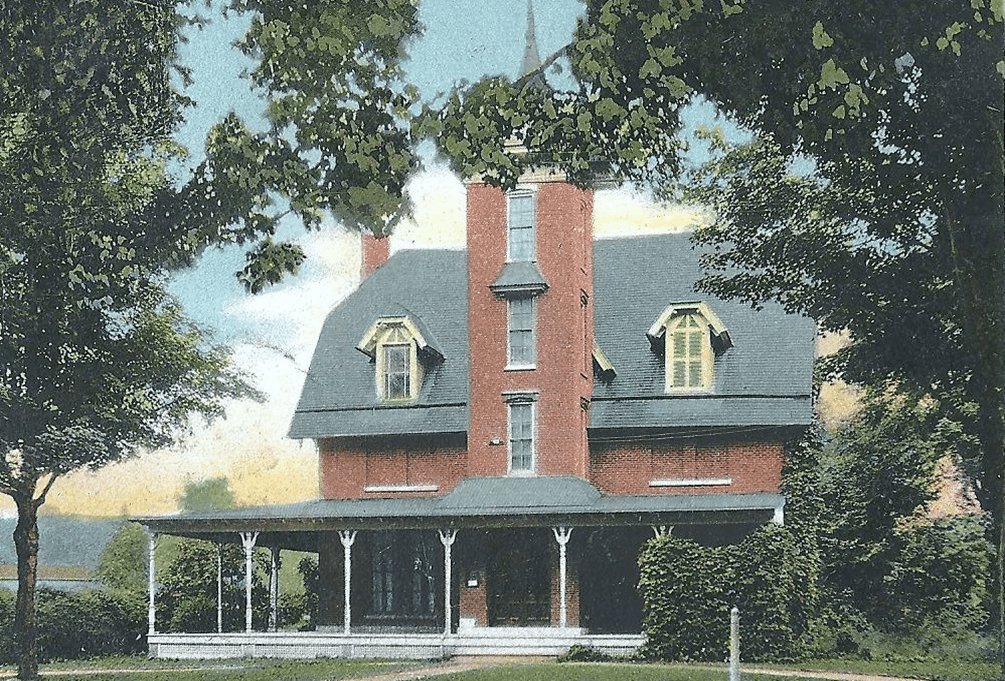 History of the Kirkland Town Library