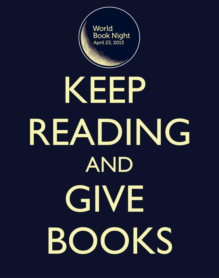 World Book Night Reception
