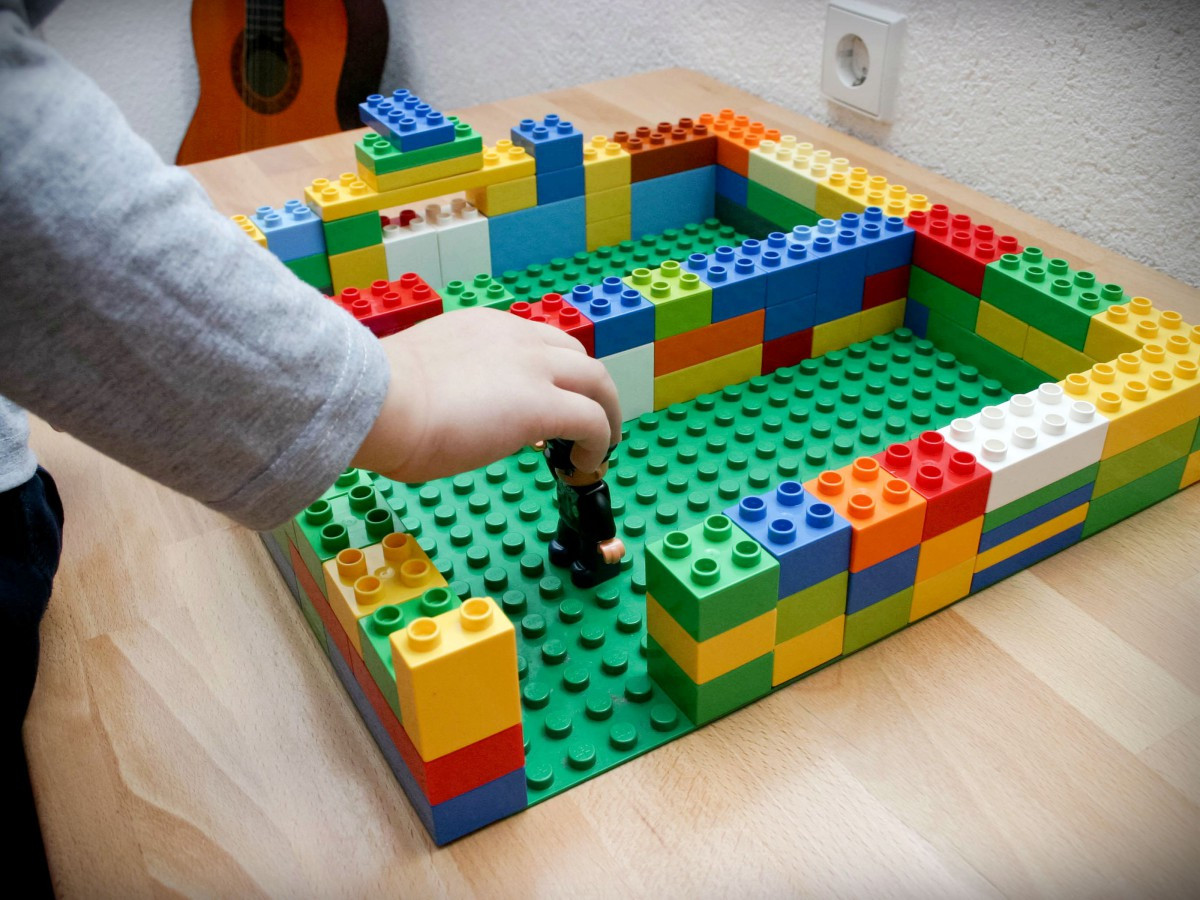 Lego Movie And Lego Build Kirkland Town Library