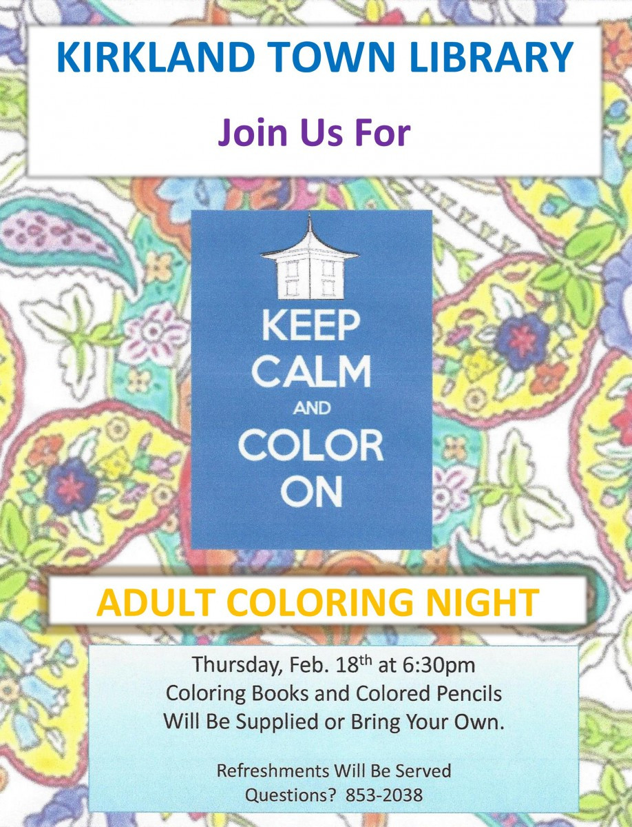 adult coloring - feb 18
