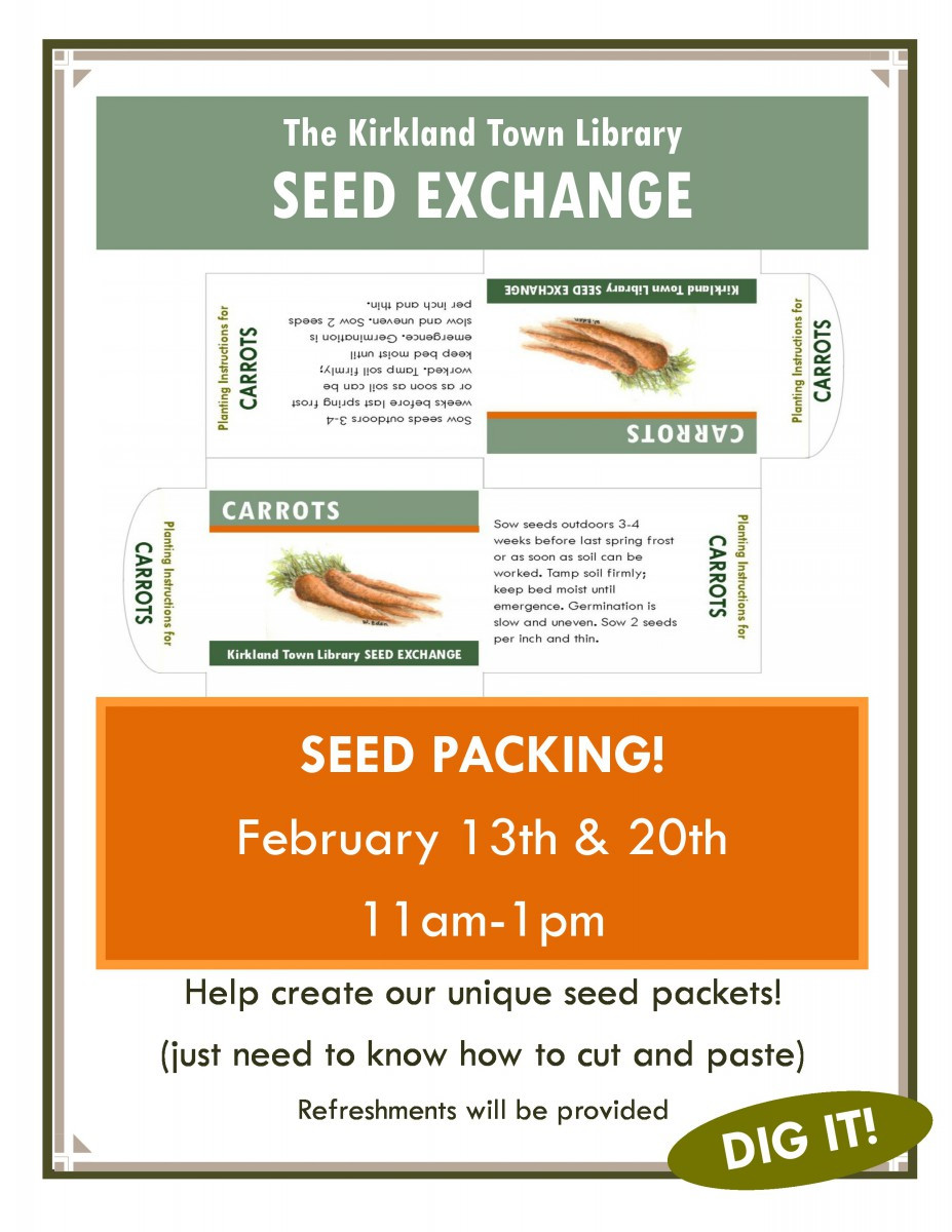 seed packing 2016