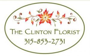 clinton florist logo