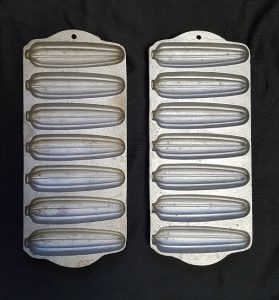 corn shaped muffin pan