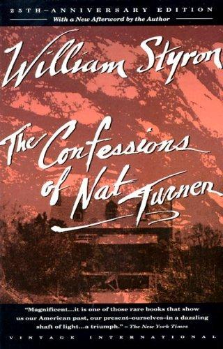 confessions nat turner