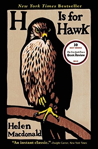october wednesday bookgroup title: h is for hawk