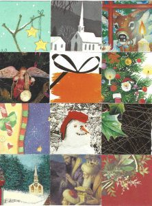 Collage Holiday Cards
