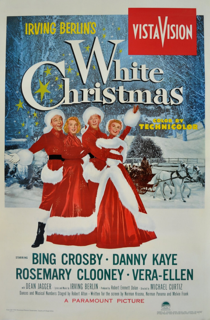 """White Christmas"" Movie Sing-A-Long"