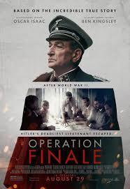 "Monday Movie: ""Operation Finale"""