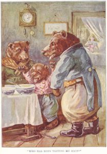 Fairy Tale STEAM: Goldilocks and the Three Bears