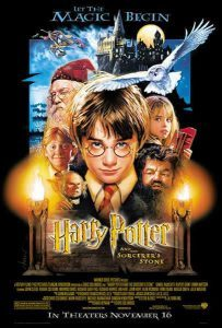 """Harry Potter"" Interactive Movie"
