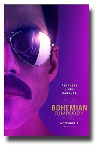 "Monday Movie: ""Bohemian Rhapsody"""