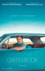 "Monday Movie: ""Green Book"""