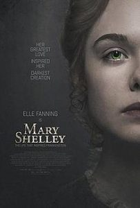 "Monday Movie: ""Mary Shelley"""