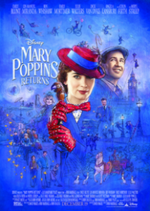 "Monday Movie: ""Mary Poppins Returns"""