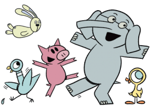 Mo Willems Tea Party