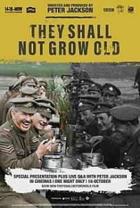 "Monday Movie: ""They Shall Not Grow Old"""
