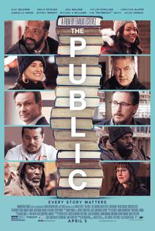 "Monday Movie: ""The Public"""