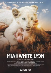 "Monday Movie: ""Mia and the White Lion"""