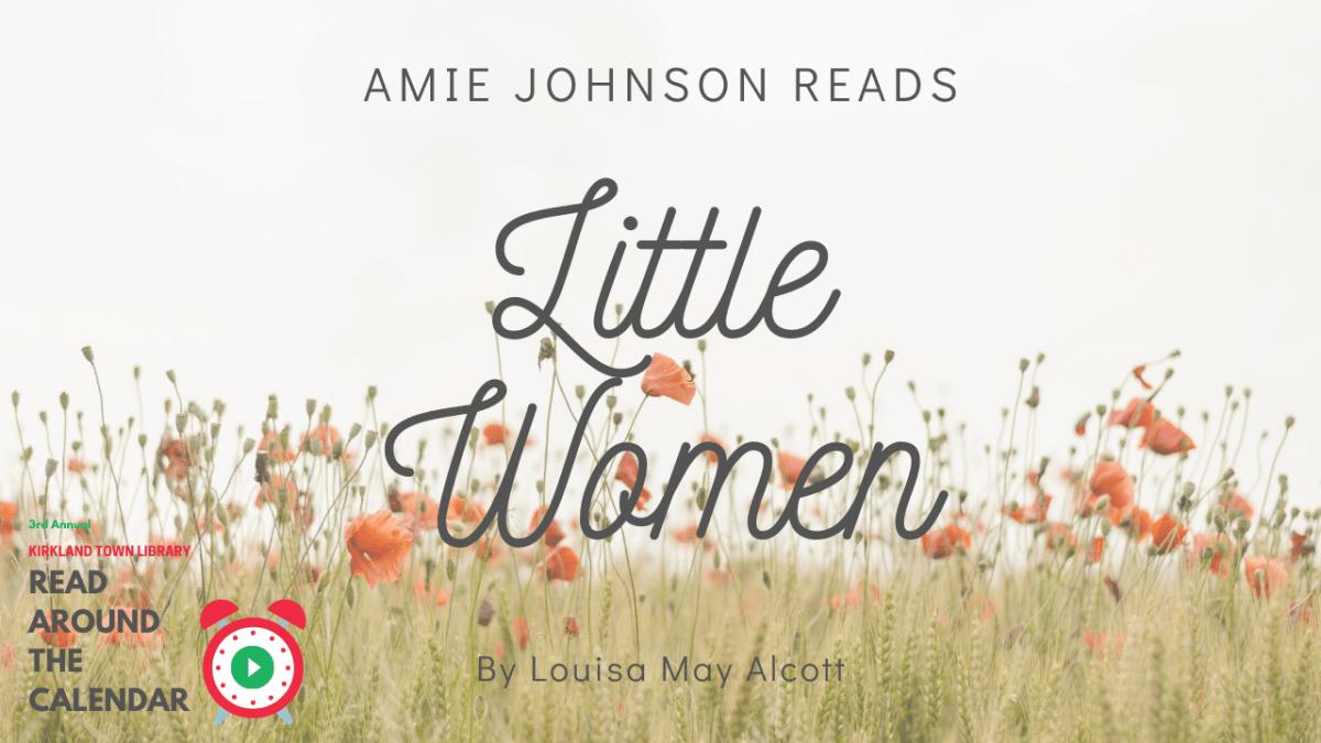 Read Around The Calendar: Little Women