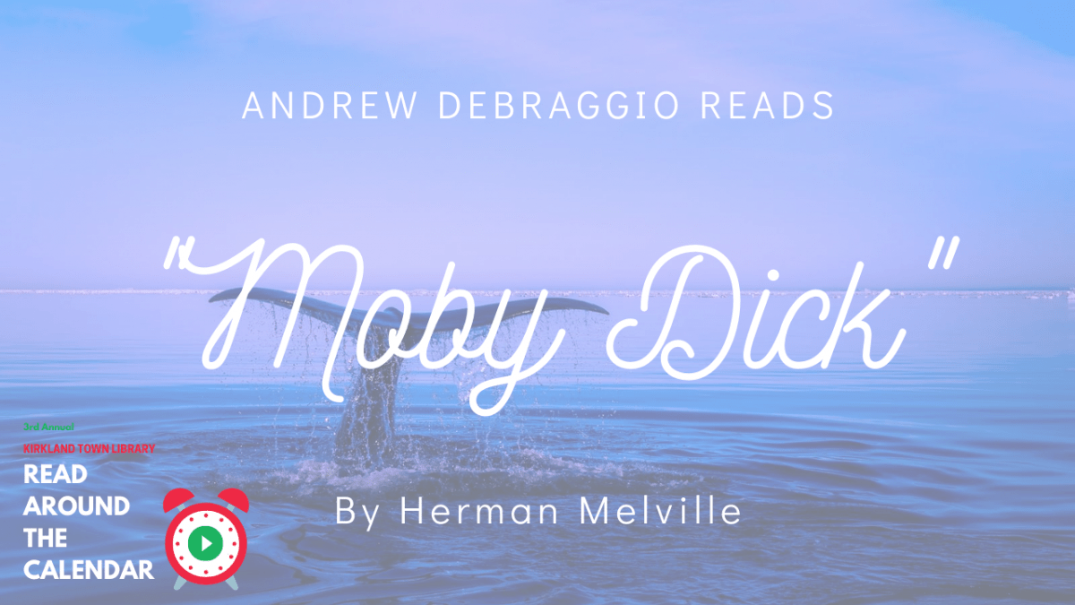Read Around The Calendar: Moby Dick