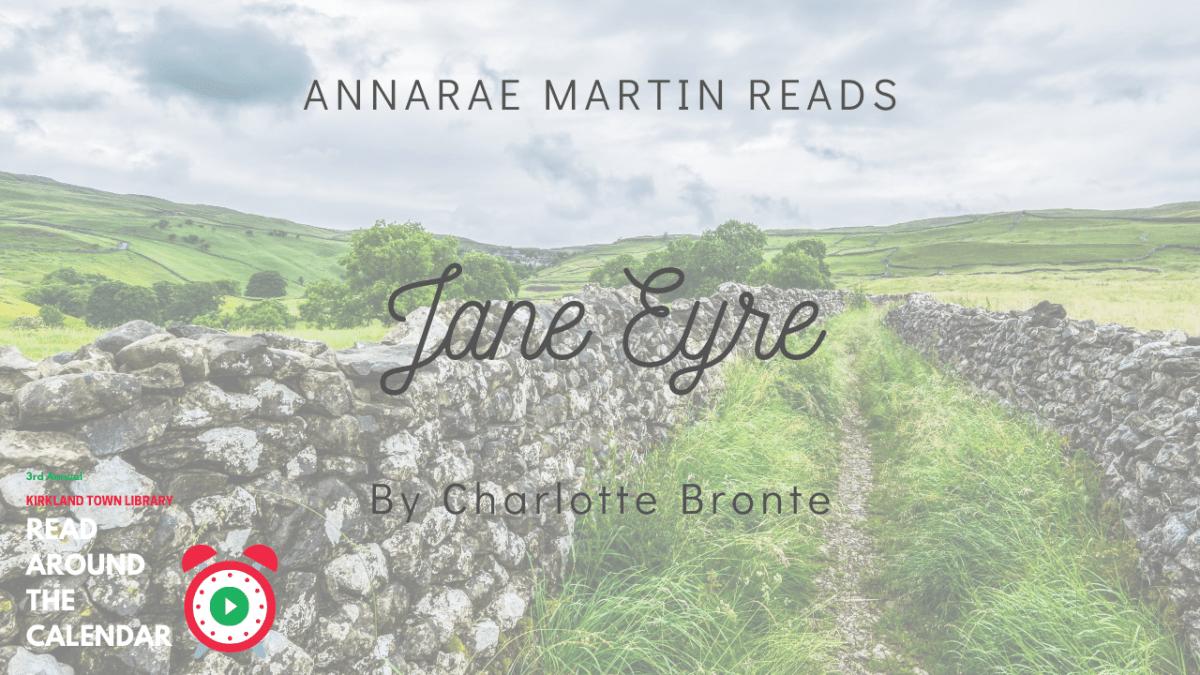 Read Around The Calendar: Jane Eyre