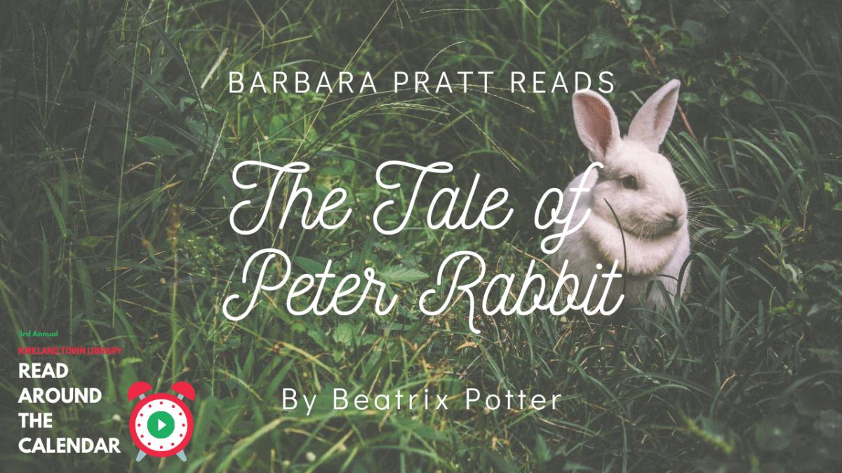 Read Around The Calendar: Peter Rabbit