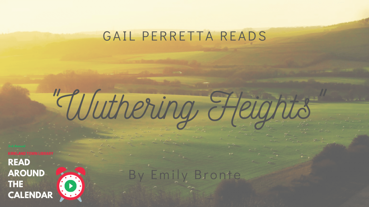 Read Around The Calendar: Wuthering Heights