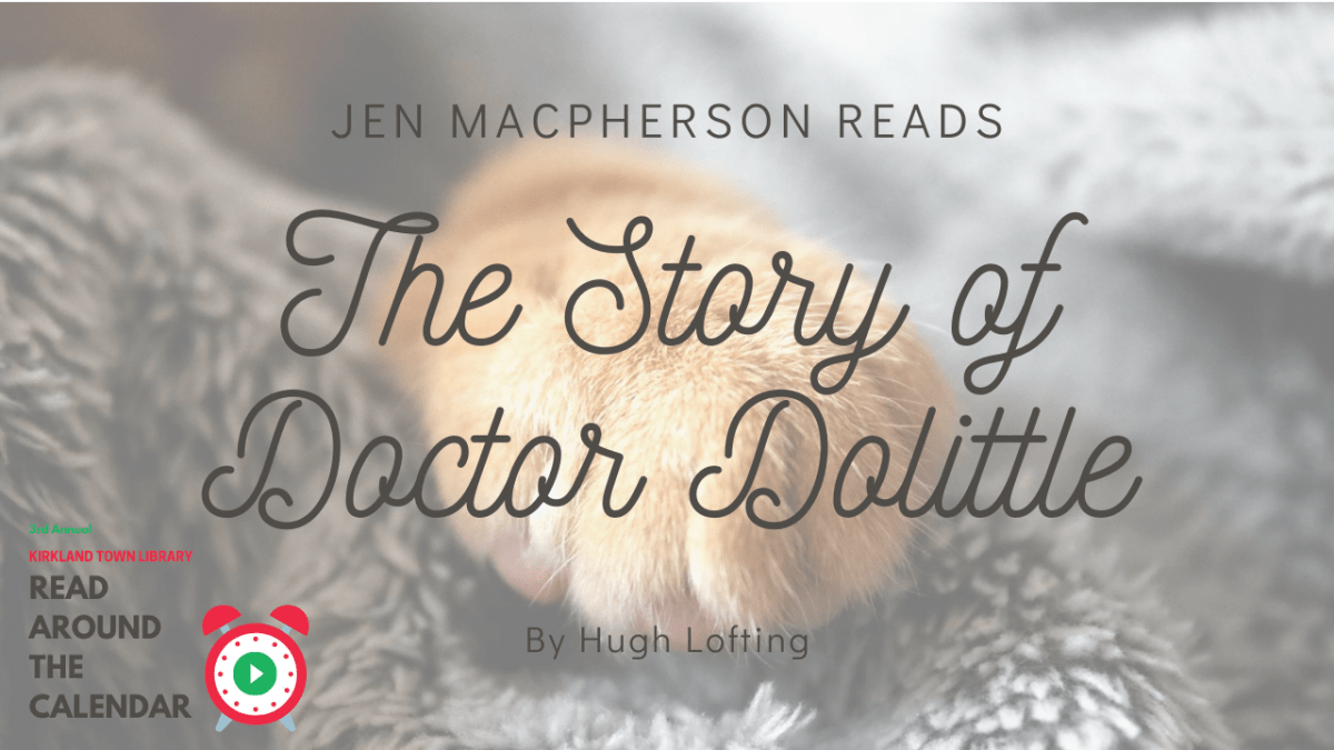 Read Around The Calendar: The Story of Doctor Dolittle