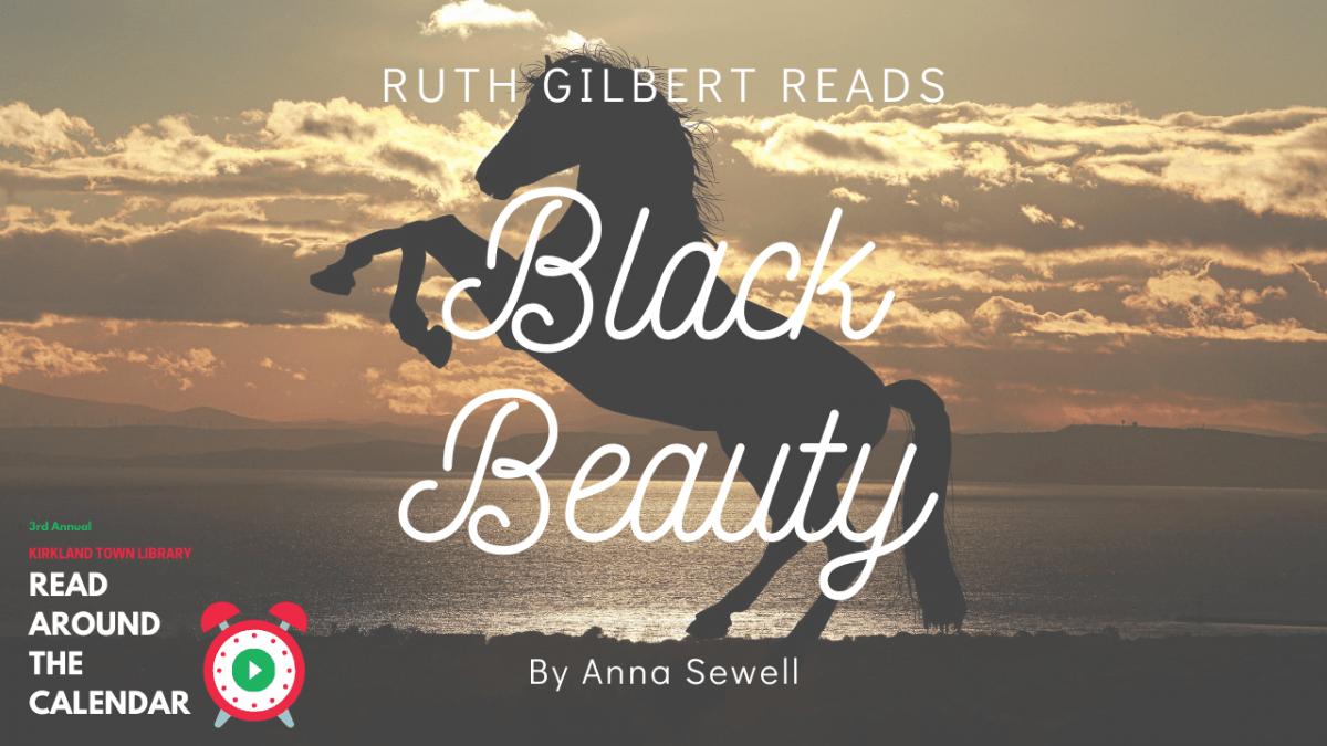 Read Around The Calendar: Black Beauty