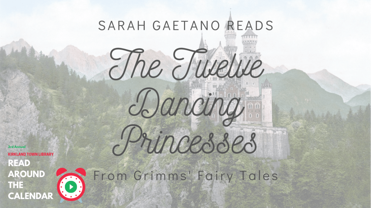Read Around The Calendar: The Twelve Dancing Princesses by the Brothers Grimm