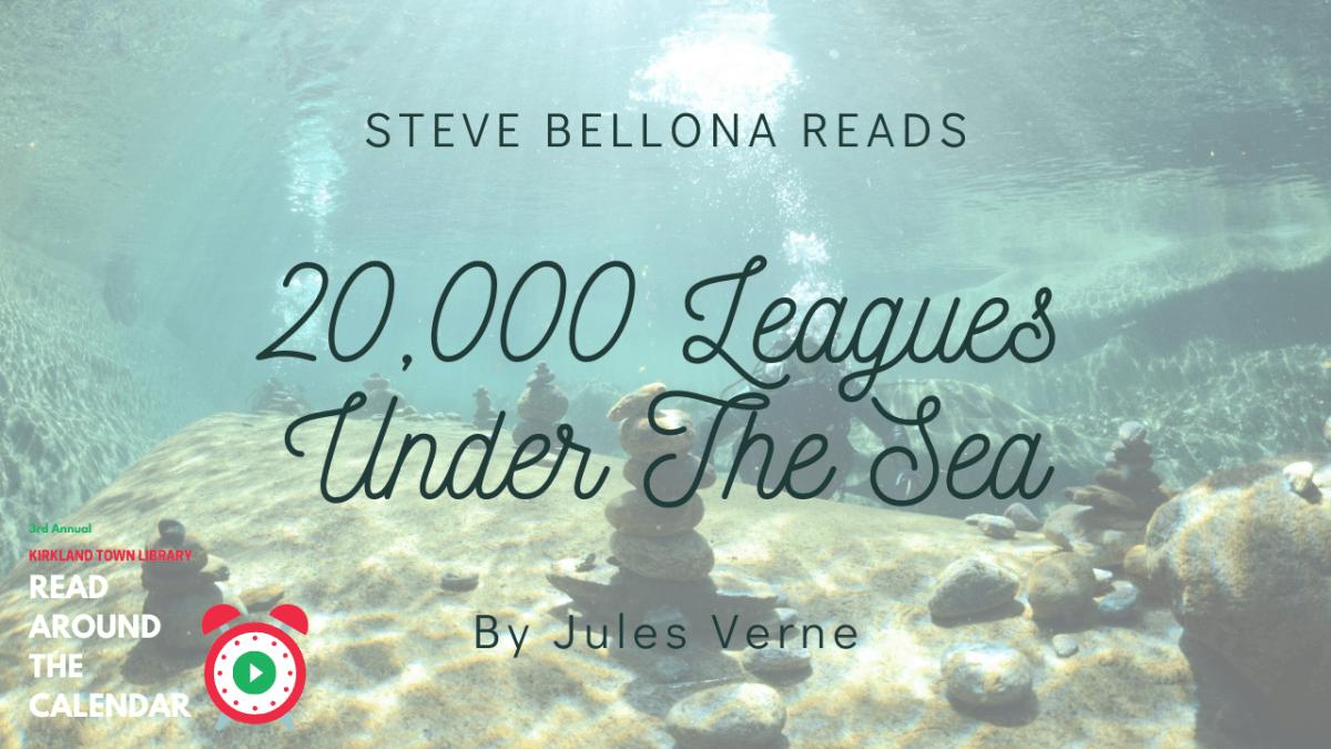 Read Around The Calendar: 20,000 Leagues Under The Sea