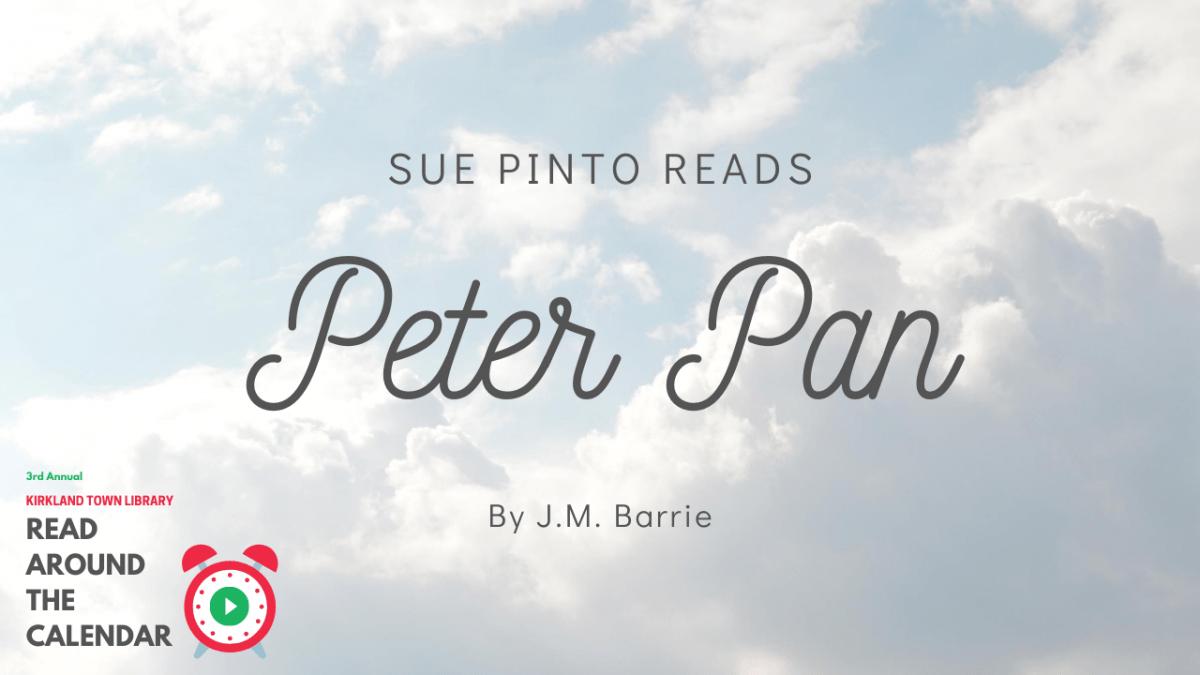 Read Around The Calendar: Peter Pan
