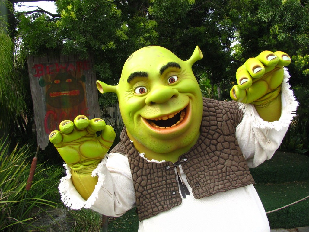Outdoor Movie: Shrek
