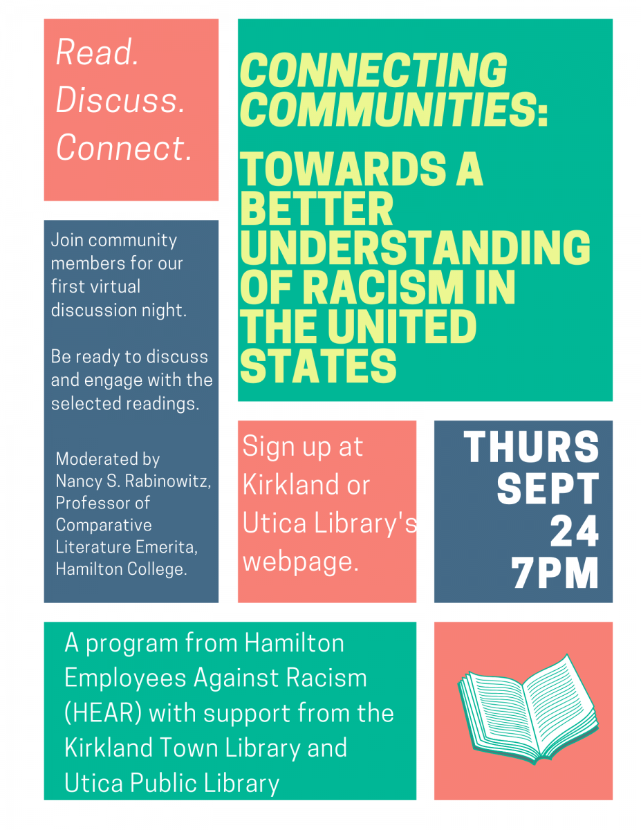 Connecting Communities: Towards a Better Understanding of Race in the U.S.
