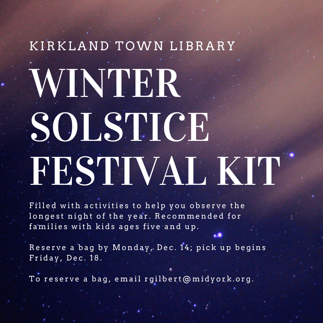 Winter Solstice Festival Kit