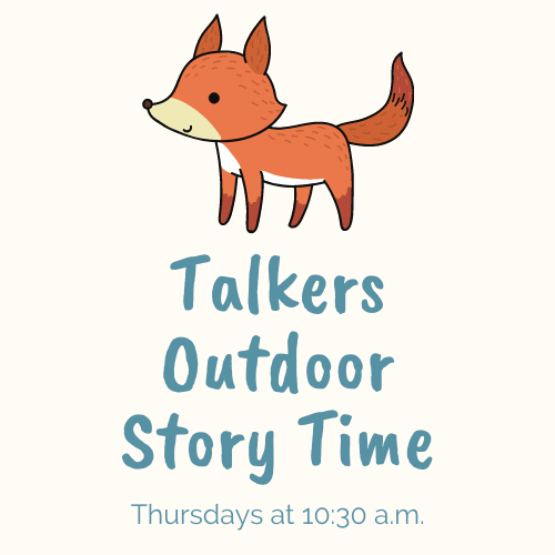 Talkers Outdoor Story Time