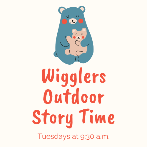 Wigglers Outdoor Story Time